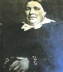 Mary Edwards nee Moses, never Mary Williams!